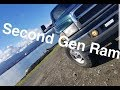Dodge ram second gen review.