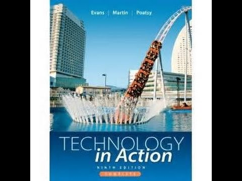 "Technology in Action, Chapter Three Pat I:""Using the Internet"""