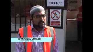 Jalsa Salana UK 2013 -  Health and Safty Department