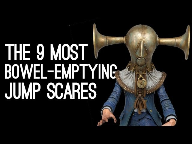The 9 Most Bowel-Emptying Jump Scares in Videogames