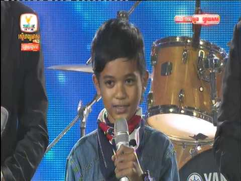 Cambodian Kid Talent Show