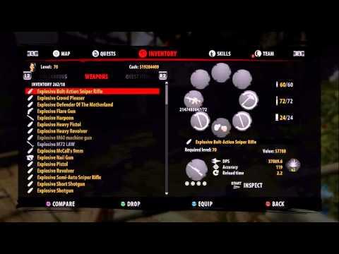 Ps Dead Island Ammo Cheat