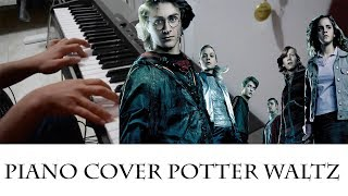 Piano cover - Potter Waltz - Harry Potter and the Goblet of Fire - Patrick Doyle