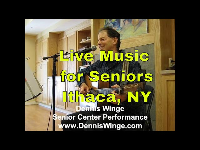 Senior Center Music Ithaca