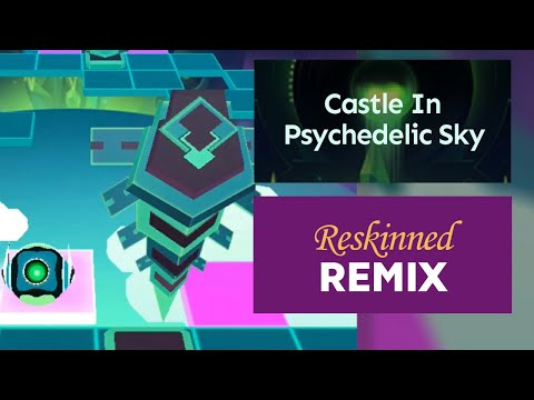 Rolling Sky - Castle in Psychedelic Sky Ft. Remix