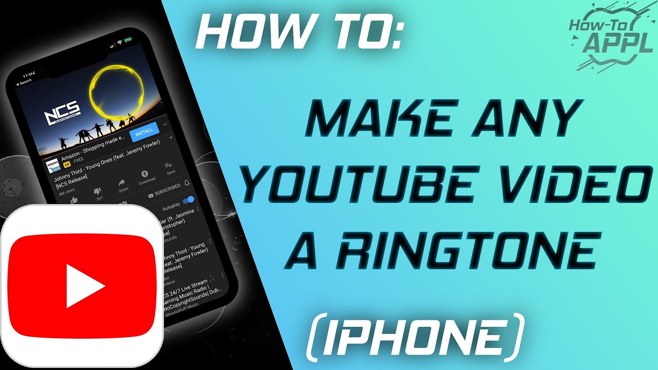 How To Make Ringtones From Any Youtube Video Without Computer Updated Youtube