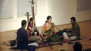 Carnatic Vocal Music Concert