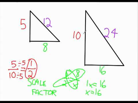 Similar Triangles Youtube