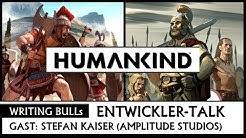 Entwickler-Talk: Humankind -  Stefan Kaiser bei Writing Bull   29.03.2020 [Deutsch]