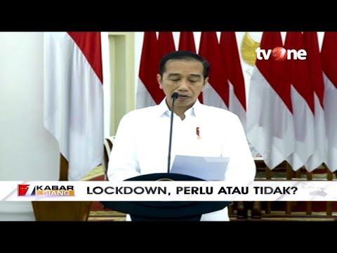 Lockdown Perlu Atau