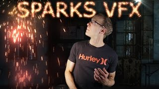 Video After Effects Tutorial - Spark Particles Quick VFX download MP3, 3GP, MP4, WEBM, AVI, FLV Juni 2018