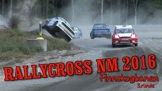 Rallycross NM 2016 - 3.runde - Flisa