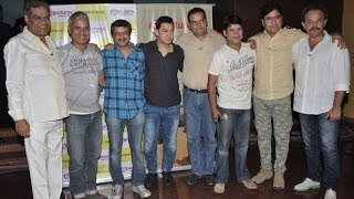 Aamir Khan At The Screening Of A Documentary On 'Lagaan' Titled 'Chale Chalo'