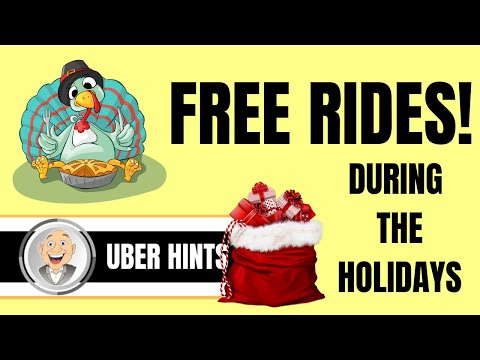 Too Much To Drink? Here's How To Get  FREE RIDES Home - Uber, Lyft And AAA