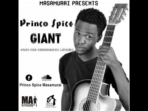 Princo Spice - Giant[Pro By Bigyardz Music]2018 February Zimdncehall
