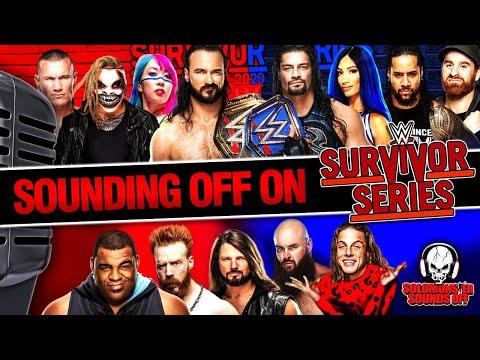 WWE Survivor Series 2020 Full Show Review | UNDERTAKER RETIRES + ROMAN REIGNS VS. DREW MCINTYRE!