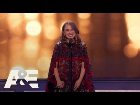 Natalie Portman Wins Best Actress | 22nd Annual Critics' Choice Awards | A&E