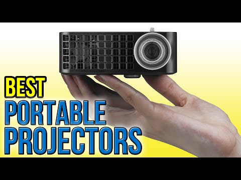 10 Best Portable Projectors 2016