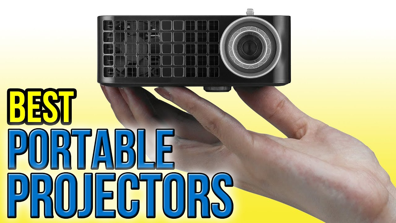 10 best portable projectors 2016 youtube