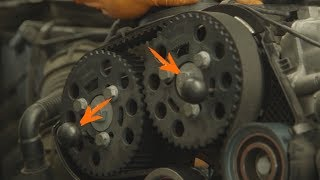 IRON CAR 2 - Episodio 5: Así se cambia y se fabrica la correa de distribución y bombas - Paso a paso
