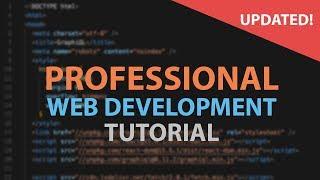 2019 Web Development Tutorials For Beginners