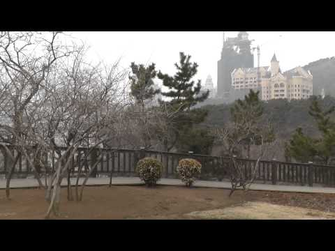 Chiny, Dalian 大連 Liaoning 16-03-2013