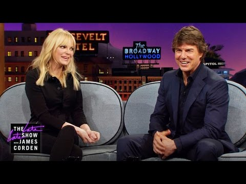 First Kisses w/ Anna Faris & Tom Cruise
