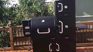 Louisiana Champion Smoker Dont Buy another combo without seeing this.