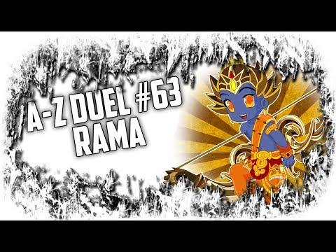 Smite: A-Z Ranked Duel #64 - Rama