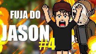 HABBO - FUJA DO JASON #4 (EXPULSOU DE LONGE)