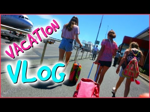 Come Fly With Us to Queensland, Australia - Vacation VLOG Day 1