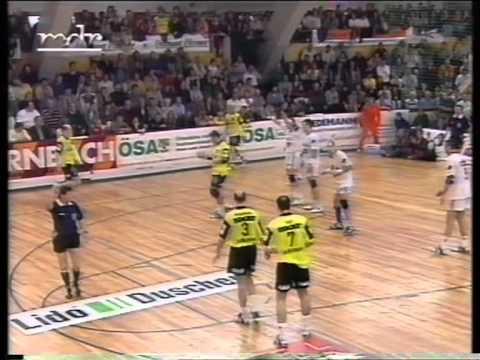 SC Magdeburg - Ellgoriaga Bidasoa Irun 1997 Halbfinale EC