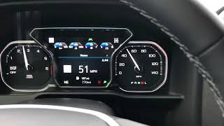 First 0-60 and 0-100 in all 4 modes**All NEW 2019 GMC Sierra 1500 Denali * WOW Breaks Lose