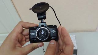 видео Видеорегистратор SilverStone F1 A30-FHD