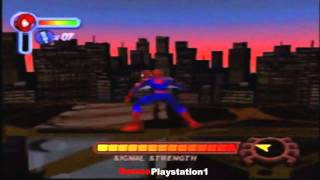 Spiderman 2 ps1 gameplay HD [Best Of]