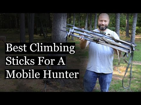 Why I Think Lone Wolf Makes The Best Climbing Sticks For A Mobile Hunter