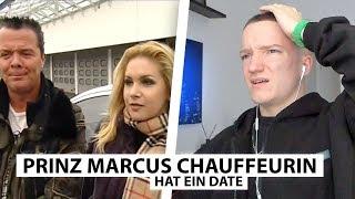 Justin reagiert auf Date von Prinz Marcus Chauffeurin.. | Reaktion