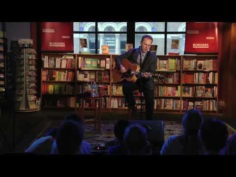 "John Hiatt performs ""Crossing Muddy Waters"""