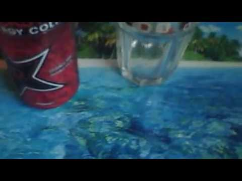 TEST! Rockstar Energy Cola.