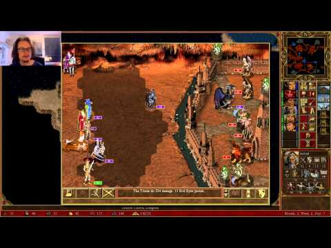 Let's Play Heroes of Might and Magic 3 Complete Part 18 - Tunnels and Troglodytes 2/2