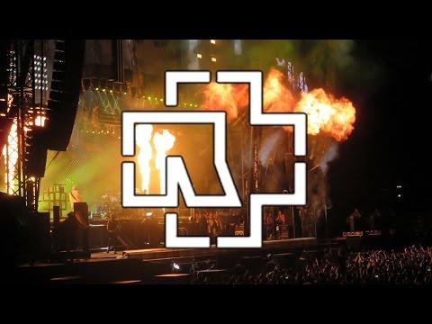 Rammstein, 27.08.2016 - @Wrocław, Poland - Capital Of Rock 2016 - best moments