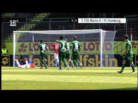 Konferenz FSV Mainz 05 II - FC Homburg u. SF Lotte-Bayer Leverkusen II