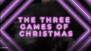 The best Christmas Games of 2018