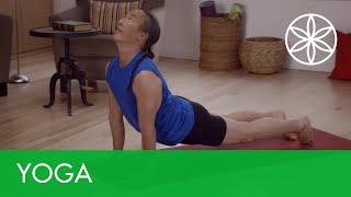Flow Yoga for Beginners - Energy Flow | Yoga | Gaiam