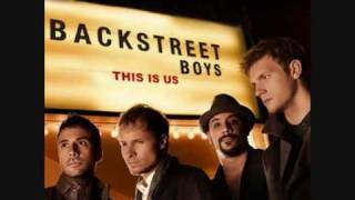 Back Street Boys If I Knew Then