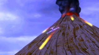 Airplane Videos for Kids - The Airport Diary - A Rumbling Volcano (cartoon 17)