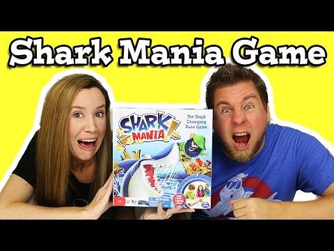 Shark Mania Game