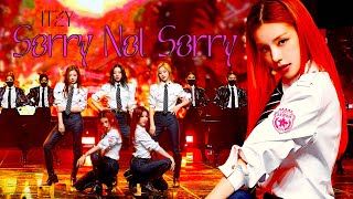 ITZY 있지 - Sorry Not Sorry (日本語字幕)