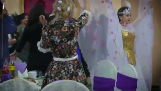 Уйгурская свадьба Ильяра и Тахмины! ( Uighur toy)