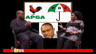 I left APGA because I was no longer wanted - Peter Obi on Straight Talk with Kadaria 51d